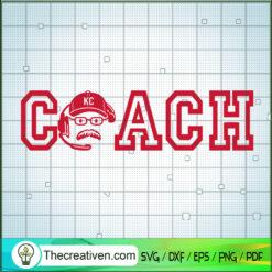 SVG (CopyCoach SVG, Kansas City Chiefs Coach SVG, Andy Reid SVG