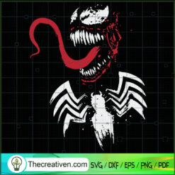 Venom SVG, Venom Movies SVG, Marvel SVG